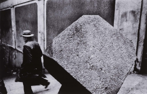 The Granite of Saint Anna, Poland, z cyklu Broken Dream
