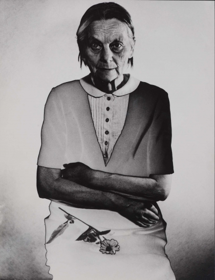 Grandmother 2, from the Portraits series