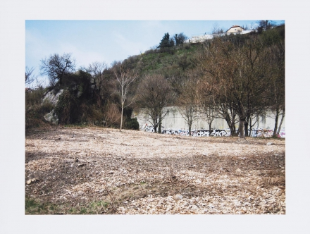 Rock and the Situation of the Extramural Settlement under Bratislava Castle